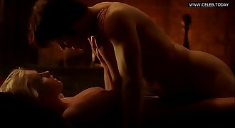 Anna Paquin - Hot Sex with older man, Nude   Small Boobs - True Blood s01 Compilation