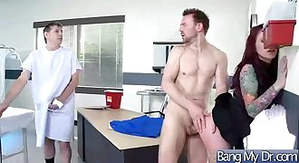 (monique alexander) Nasty Horny Patient Come And Bang With Doctor video-20