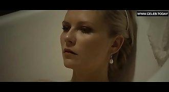 Kirsten Dunst - Nude, Big Boobs   Sexy Scenes - Melancholia (2011)