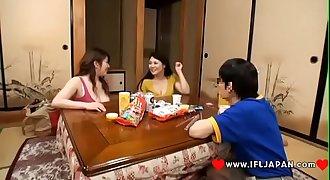 Japanese Girls Reina Nakama, Hitomi Yuki, Sumire Shiratori Hot JAV Scene - More Japanese XXX Full HD Porn at www.IFLJAPAN.com
