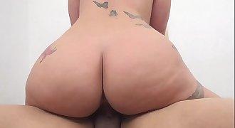Hungarian slut Kyra Hot swallowing cum