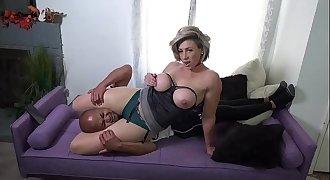 Rapture Nylon Face Sitting Scissoring Muscle Fetish