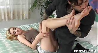 Haley Reed - Foot Fetish Daily