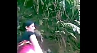 Indian Hot Nepali Married slut fucking outside With Youthful man - Wowmoyback