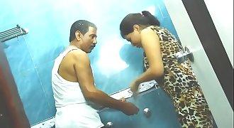 Hot Mallu Girl Seduce her Old Servant-- Hindi Brief Film-2017