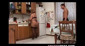 BBW Granny Sex
