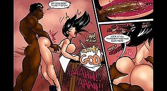 Whorified By Black Dicks (IR Comics PMV)