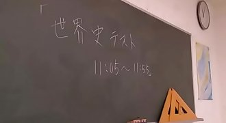 Group Banging a Female Teacher Anri Okita