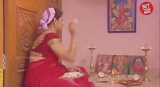 Hot Desi Aunty Romance with her Husband's Brother Swetha
