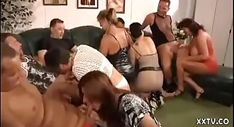 MILF Private Party Group sex - FULL VIDEO: http://www.hornywood.tv/A9Kqk