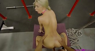 Kenzie Reeves Works Out Her Hot Body