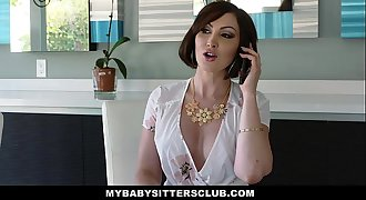 MyBabysittersClub - Babysitter Scars & Fucked By Boss
