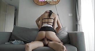 Asian Anal Fun vs Asian Maid