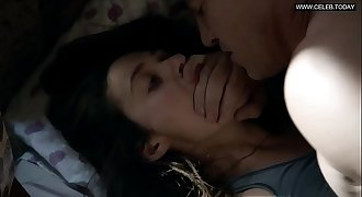 Emmy Rossum - Fucking a older man, perky boobs  - Shameless s06e02